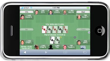 Poker en linea dinero real